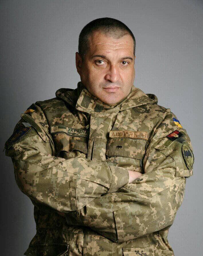 Николай Гладий