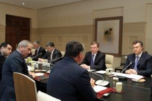 Янукович обещает иностранцам национальный режим инвестиционной деятельности