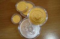 Експерт радить купувати золоті інвестиційні монети НБУ замість долара