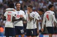 Футбольна збірна Англії повторила історичне досягнення 1966 року