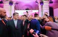 Порошенко не считает Гройсмана и Луценко предателями
