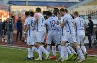 Милевский забил победный гол в матче чемпионата Беларуси