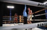 Українця Богачука відправили в нокаут уперше на профі-рингу