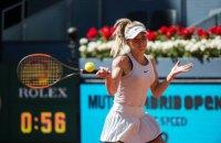 Свитолина провела драматичный поединок на теннисном турнире в Мадриде