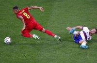Бельгия разгромила Россию в стартовом матче Евро-2020