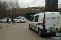 В центре Киева неизвестные избили иностранца