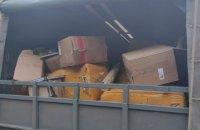 На Сумщині затримали контрабандистів із 600 кг ікри