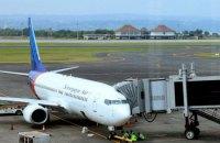 В Индонезии произошла авиакатастрофа Boeing, самолет упал в море (обновлено)