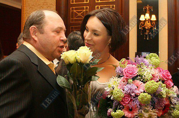 Бизнесмен Виталий Гайдук и Соня Кошкина