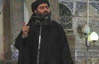 """Лидер """"Исламского государства"""" ранен"""