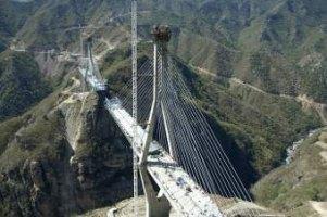 В Мексике открыли самый высокий в мире мост