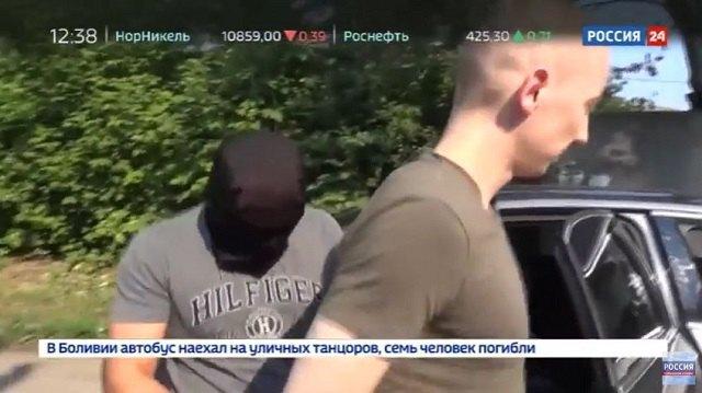 Удерживаемый в«ДНР» украинский репортер  Асеев «признался» вработе наукраинскую разведку