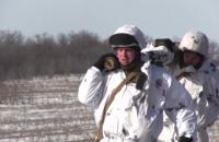 Десантно-штурмові війська успішно провели навчання на Приазов'ї