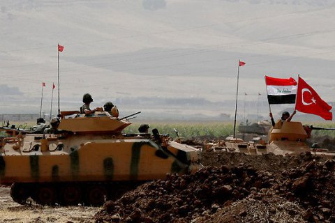 Туреччина повідомила про ліквідацію 823 терористів у Сирії