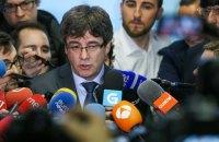 """Правительство Испании поддержало """"символическое"""" президентство Пучдемона"""