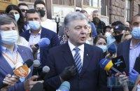 Порошенко в интервью CNN: попытки разрушить стратегическое партнерство Украины и США - это российский сценарий
