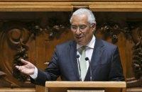 Премьер Португалии ушел на самоизоляцию ввиду контакта с Макроном