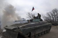 У Луганській області зафіксовано 33 танки бойовиків