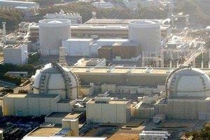 В Японии остановлен еще один атомный реактор