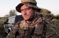 Яроша поранено в Донецькому аеропорту