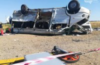 Водитель маршрутки, попавшей в смертельное ДТП с КамАЗом, не имел разрешений на перевозку пассажиров