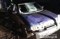 В Черкасской области пьяный водитель сбил двух маленьких детей