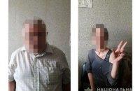 У Дніпрі п'яний екс-прокурор з дружиною влаштували стрілянину з рушниці з балкона