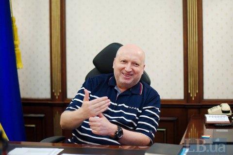 Турчинов выдал сатирическую сказку об украинской современности