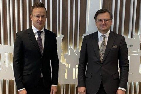Міністр закордонних справ Угорщини пообіцяв приїхати на Донбас