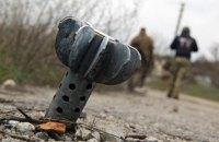 Трьох українських військових поранено за добу на Донбасі