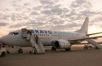 Bravo Airways прекратила полеты из Киева в Люблин спустя два месяца после запуска рейса
