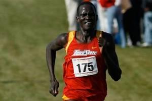 Спортсмен без громадянства буде бігти олімпійський марафон