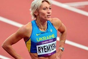 Українська спринтерка дискваліфікована за допінг