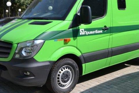 У Луганській області намагалися підірвати інкасаторський автомобіль