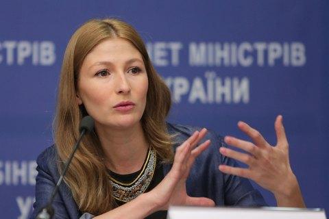 Замминистра информации Джапарова написала заявление об увольнении