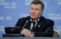 """Янукович: цены на газ не вырастут """"ни при каких обстоятельствах"""""""
