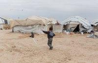 В сирийских лагерях остается около 40 украинских женщин и детей, - HRW