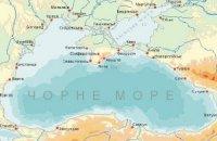 Чорне море прогрілося до аномально високої температури
