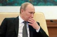 Путін сумує з приводу смерті Ступки