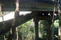 Сепаратисти обстріляли міст через Сіверський Донець