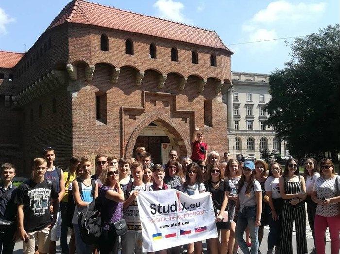 Українські студенти в Польші