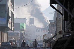 За 2 дні в Кабулі загинули у терактах 50 осіб
