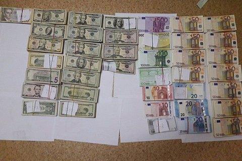 В Одесі вилучили € 150 тис. під час обшуку в конвертаційному центрі