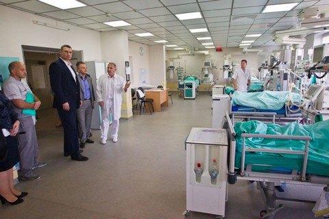 Кличко: киевляне с инфарктом будут обслуживаться в Институте сердца бесплатно
