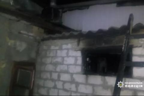 В Одесі чоловік спалив будинок колишньої дружини і намагався втекти на Донбас