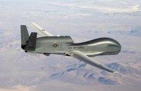 Безпілотник ВПС США провів розвідку біля окупованого Криму