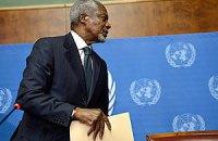 ООН и ЛАГ ведут консультации о преемнике Аннана
