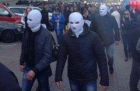 """СБУ нашла тротиловые шашки у участника марша """"белых платков"""""""