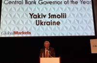 Смолія визнали найкращим головою центробанку в Центральній і Східній Європі
