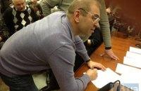 Пашинский написал заявление в Генпрокуратуру